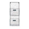 Trent Austin Design Holyoke Metal Wire Wall Basket