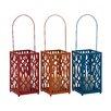 Woodland Imports In Vogue Metal Lantern (Set of 3)