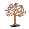 Woodland Imports Decorative Great and Beautiful Aluminum Tree