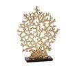 Woodland Imports Decorative Cool & Appealing Aluminum Coral Object