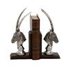 Woodland Imports Grand And Glorious Book Ends (Set of 2)
