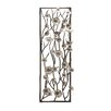 Woodland Imports Creative Styled Metal Wall Décor