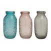 Woodland Imports Glass Vase (Set of 3)