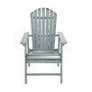 Woodland Imports Wood Patio Chair
