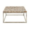 Woodland Imports Exceptionally Designed Coffee Table