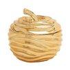 Woodland Imports Apple Decorative Jar