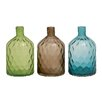 Woodland Imports 3 Piece Fantastic Glass Vase Set