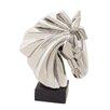 Woodland Imports Exquisite Ceramic Horse Bust
