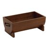 Woodland Imports Timeless in Appeal Wood Metal Organizer