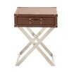Woodland Imports Classy End Table