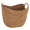 Woodland Imports Attractive Sea Grass Basket