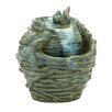 Woodland Imports Ceramic Urn Fountain