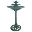 Resin Three Tiered Fountain - Woodland Imports Indoor and Outdoor Fountains