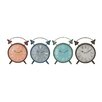 Woodland Imports 4 Piece Elegant Table Clock Set
