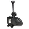 Woodland Imports Surge Pump 290 GPH with Fountain Head