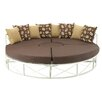 Woodland Imports 5 Piece Exclusive Sofa Set with Cushions