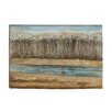 Woodland Imports Painting Print on Canvas