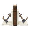 Woodland Imports Anchor Book Ends (Set of 2)