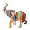 Woodland Imports Elephant Figurine