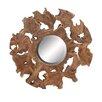 Woodland Imports Decorative Wall Mirror