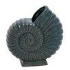 Woodland Imports Ceramic Crackled Vase