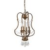 Acclaim Lighting Gianna 4 Light Candle Chandelier