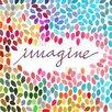 DENY Designs Garima Dhawan Dots Imagine 1 Shower Curtain