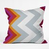 DENY Designs Karen Harris Throw Pillow