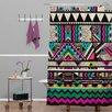 DENY Designs Kris Tate Fiesta 1 Shower Curtain