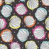 DENY Designs Rachael Taylor Scribble Shells Shower Curtain