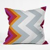 DENY Designs Karen Harris Indoor/Outdoor Throw Pillow