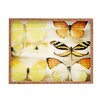 DENY Designs Chelsea Victoria Sherbert Dreams Rectangle Tray