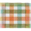 DENY Designs Zoe Wodarz Pastel Plaid Fleece Throw Blanket