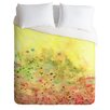 DENY Designs Rosie Brown Jeweled Pebbles Duvet Cover