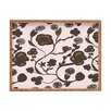 DENY Designs Georgiana Paraschiv Floral II Rectangle Tray
