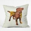 DENY Designs Iveta Abolina Lab Throw Pillow