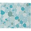 DENY Designs Camilla Foss Eggs I Fleece Throw Blanket