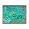 DENY Designs Kerrie Satava Summer Burst Rectangle Tray