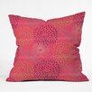 DENY Designs Kerrie Satava Surprise Bloom Throw Pillow