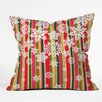 DENY Designs Aimee St Hill Flakes Throw Pillow