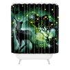 DENY Designs Randi Antonsen Nordic Light Shower Curtain