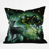 DENY Designs Randi Antonsen Nordic Light Throw Pillow