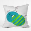 DENY Designs Laura Trevey Tis The Season Throw Pillow