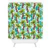 DENY Designs Aimee St Hill Tropical Christmas Shower Curtain