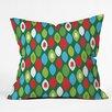 DENY Designs Zoe Wodarz Mini Forest Throw Pillow
