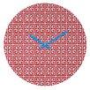 DENY Designs Caroline Okun Jolie Wall Clock