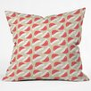 DENY Designs Allyson Johnson Santa Hats Throw Pillow