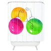 DENY Designs Laura Trevey Holiday Shower Curtain