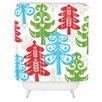 DENY Designs Zoe Wodarz Forest Tales Shower Curtain