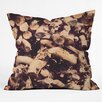 DENY Designs The Light Fantastic Kindling Throw Pillow